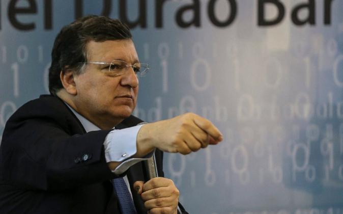 El expresidente de la Comisión Europea José Manuel Durao Barroso.