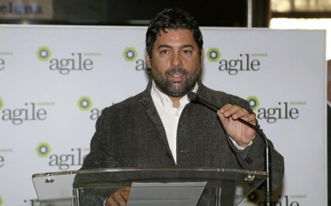 Hernán Scapusio, cofundador de Agile Content.