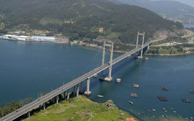 Puente de Rande, activo que forma parte de la concesionaria de...