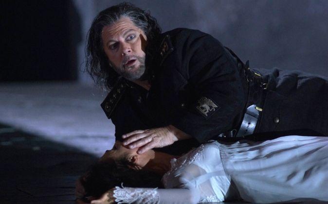 La nueva adaptación de 'Otello' de Verdi se estrena mañana...