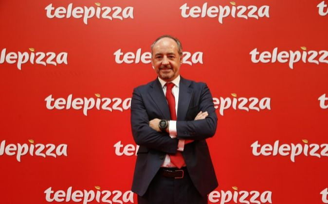 Pablo Juantegui, presidente de Telepizza.