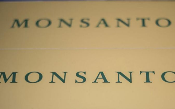 Logotipo de Monsanto.