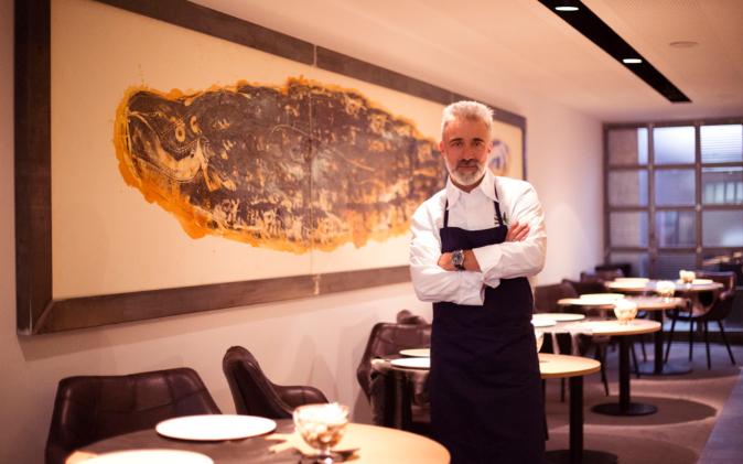 Sergi arola cierra su restaurante en madrid - Restaurante sergi arola en madrid ...