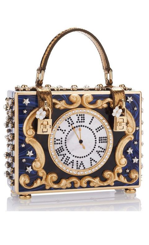 Enchanted Clock Block bad de Dolce & Gabanna El...