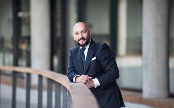 Jorge Gordo, responsable de Banca Privada de BBVA.