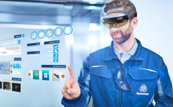 La tecnología de las gafas de realidad virtual llega al negocio de...