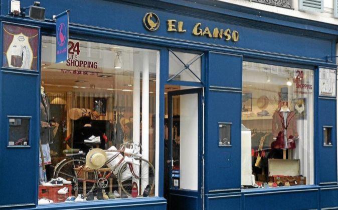 11571fe2a El Ganso abre en París su primera tienda solo para mujer