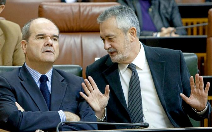La Fiscalía pide 6 años de prisión para Griñán y 10 de...