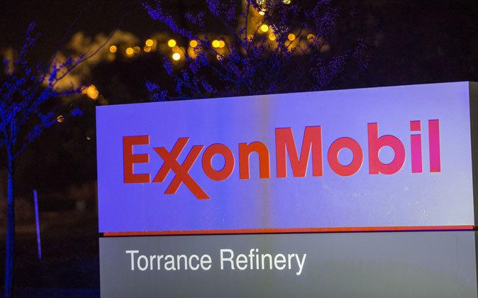 Planta de Exxon Mobil.