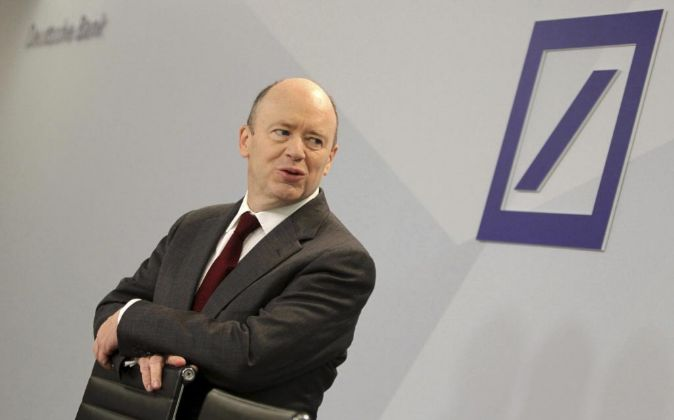 John Cryan, consejero delegado de Deutsche Bank.