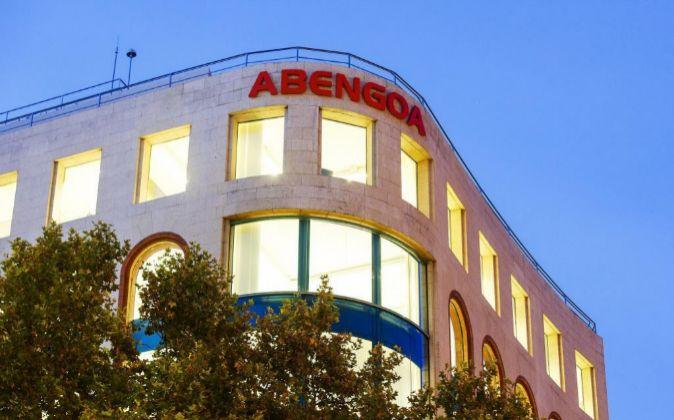 Sede de Abengoa en Madrid.