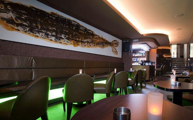 El restaurante de Sergi Arola, cerrado hace unos días.