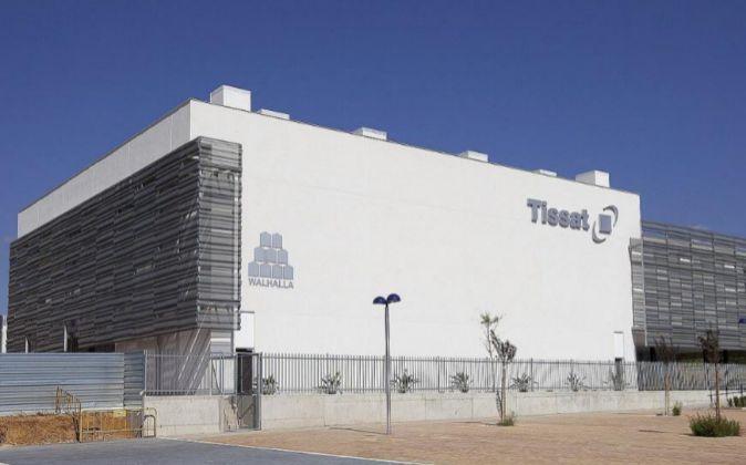 DATA CENTER WALHALLA, PROPIEDAD DE TISSAT, EN EL CAMPUS DE LA UJI DE...