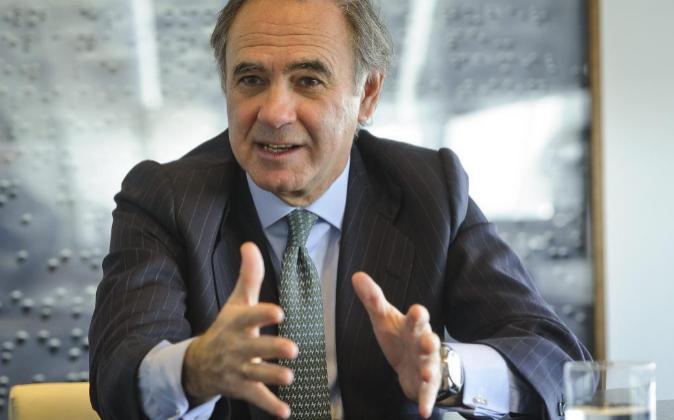 Luis de Carlos, socio director de Uría Menéndez.
