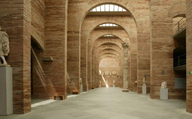 Museo Nacional de Arte Romano de Mérida.
