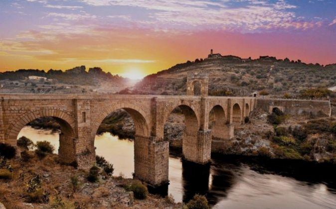 Puente de Alcántara (Cáceres), en lista de espera para ser...