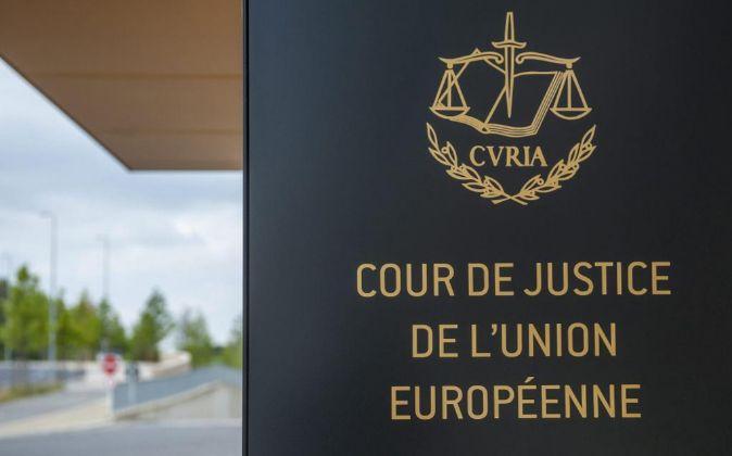 Sede del Tribunal de Justicia de la UE.