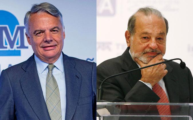De izquierda a derecha, Ignacio Garralda, presidente de Mutua...