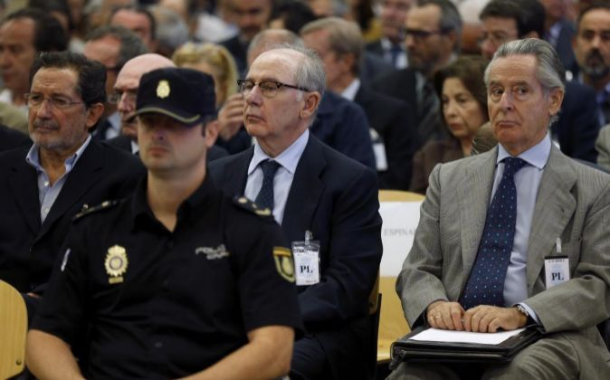 La Audiencia Nacional ha comenzado hoy, en su sede de San Fernando de...