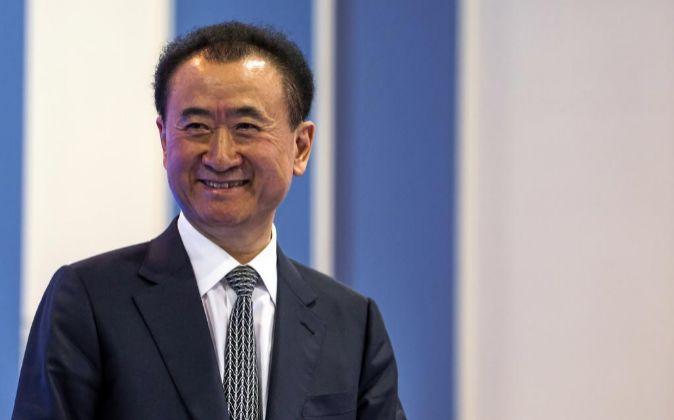 Wang Jianlin, fundador y primer ejecutivo de Dalian Wanda.