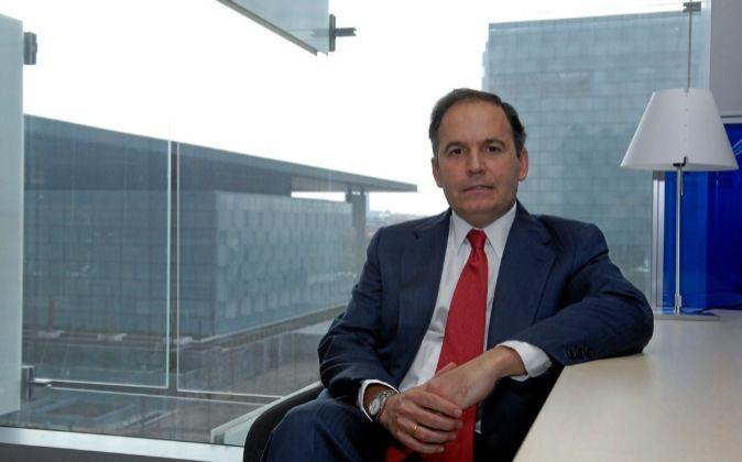 Alberto Horcajo, consejero delegado de Telxius