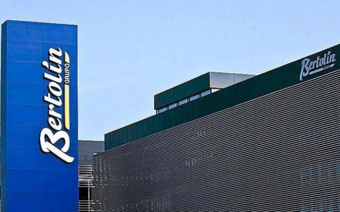 Sede de Grupo Bertolín la constructora en el Parque Tecnológico de...