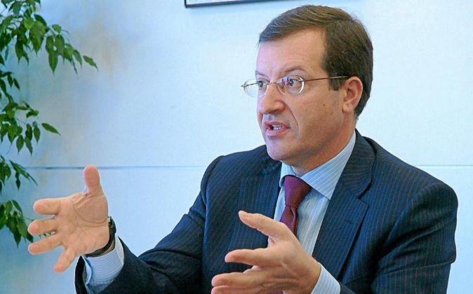 Antonio Fornieles, presidente de Abengoa.