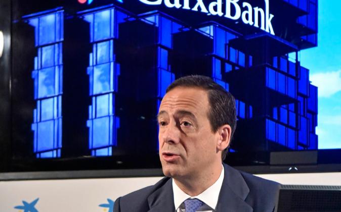 Gonzalo Gortázar, consejero delegado de CaixaBank, ha sido nombrado...