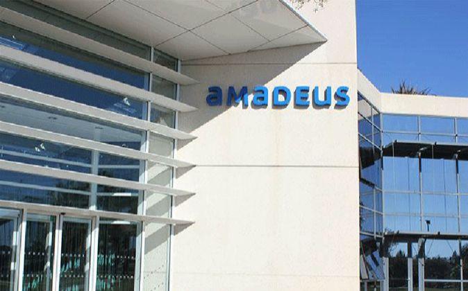 Imagen de la sede de Amadeus
