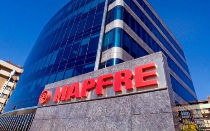Fachada de edificio de Mapfre
