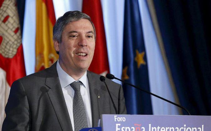 José Vicente de los Mozos, presidente de Renault España.