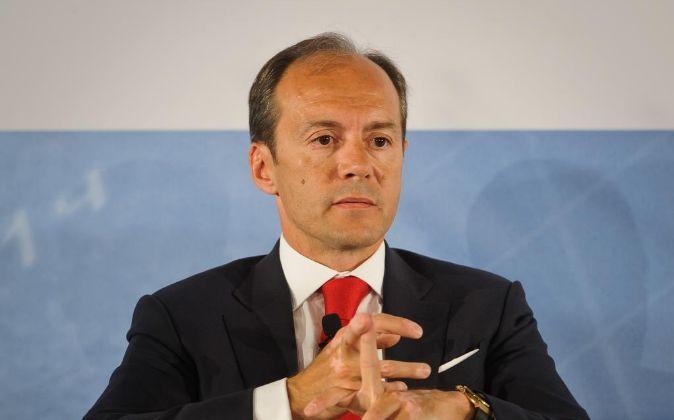 Rami Aboukhair, responsable de Santander España.