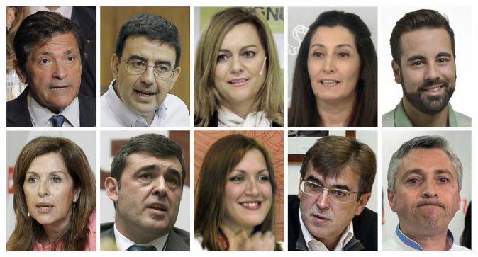 El Comité Federal del PSOE ha aprobado por asentimiento que una...