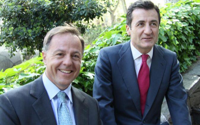 Carlos Carbó y Álvaro Mariátegui, socios directores de Nazca.
