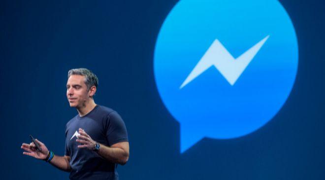 David Marcus, vicepresidente de productos de mensajería de Facebook