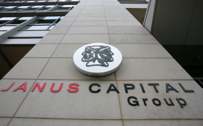 Oficinas de Janus Capital.