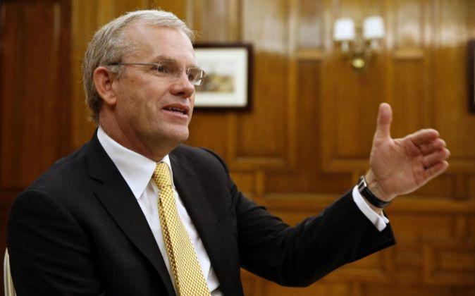 Mark Hutchinson, consejero delegado de GE Europa.