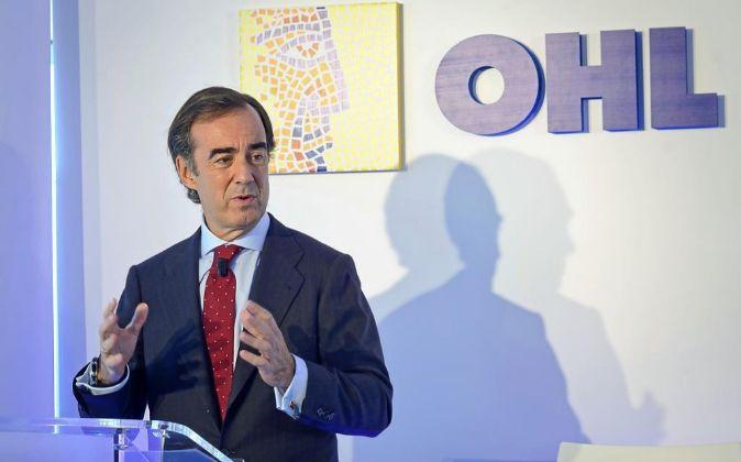 Juan Villar Mir de Fuentes, presidente de OHL.