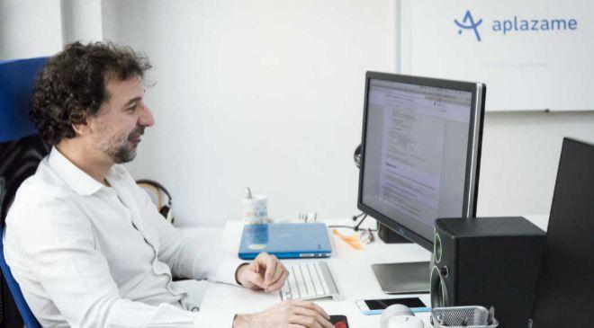 Fernando Cabello-Astolfi, CEO y fundador de Aplázame.