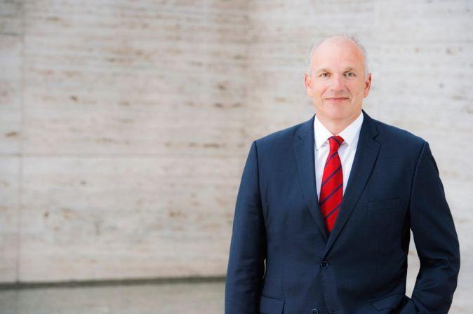 Jürgen Stackmann, responsable de ventas y márketing de Volkswagen...