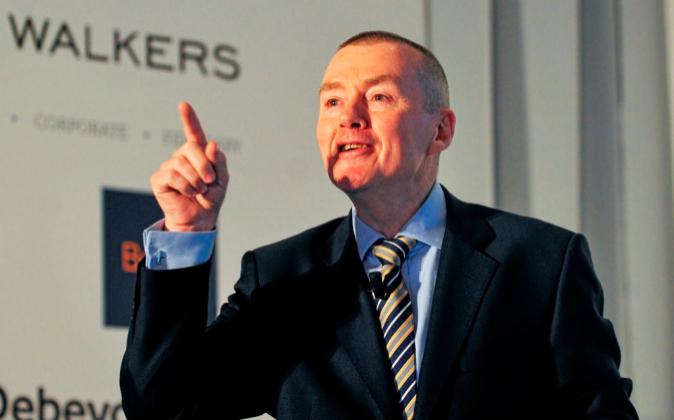 Willie Walsh, consejero delegado del Grupo IAG.