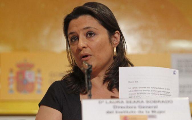 Laura Seara, en una fotografía de archivo.