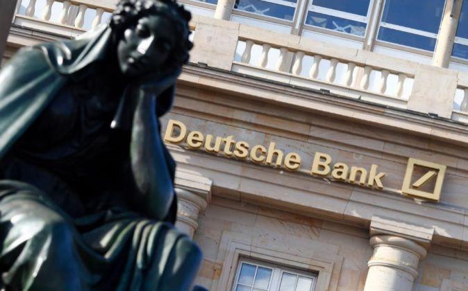 Sucursal de Deutsche Bank.