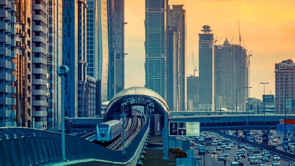 Lugares como Dubái están apostando por transportes colectivos no...