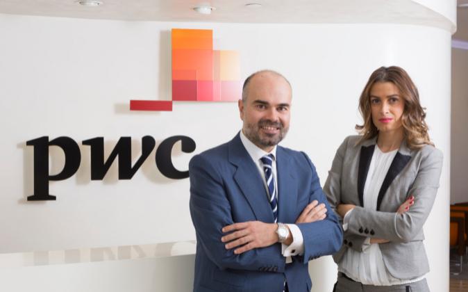 Mariano López y Vanesa Piñeiro, de PwC Tax &Legal Services.