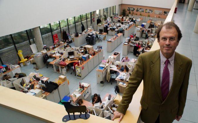 Ignacio Osborne, CEO de Osborne y presidente del Instituto de Empresa...