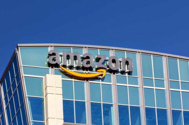 Edificio de Amazon en Santa Clara, California (EEUU).