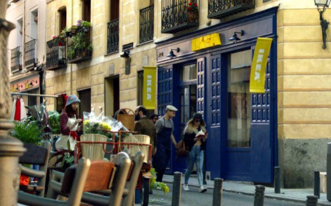 Ikea abre hoy sus primeras tiendas en el centro de Madrid y