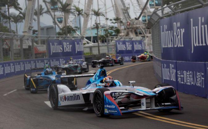 ePrix de Hong Kong de Fórmula E.
