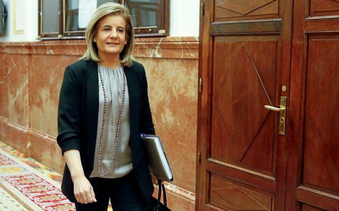 Por desgracia, la reforma laboral que impulsó la ministra Báñez fue...